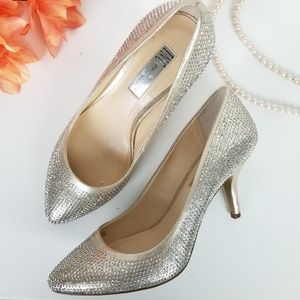 INC International Concepts Rhinestone Heels